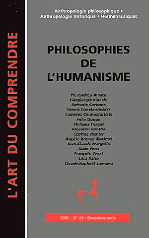 Pour un humanisme relatif - Les humanités plurielles