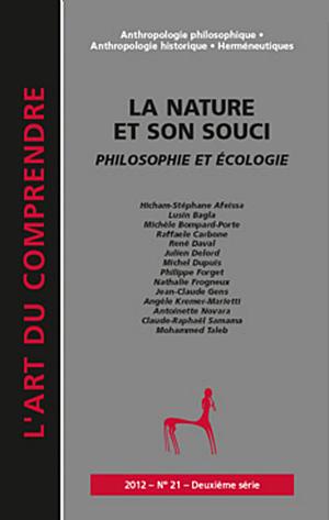 La Nature et ses corpus de représentations. Englobement, limites et astreinte